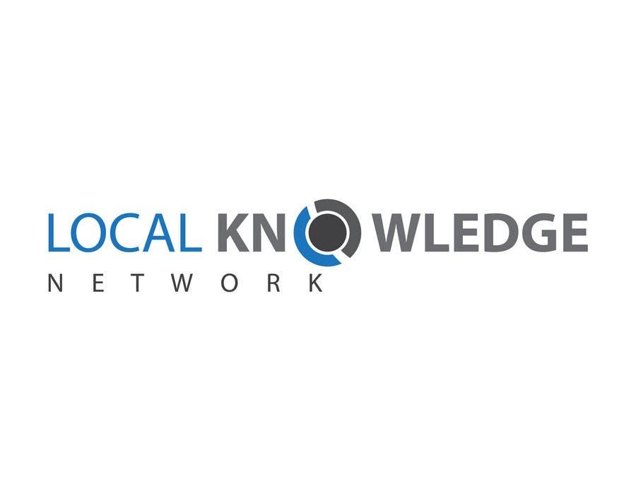 Конкурсная заявка №85 для Logo Design for Local Knowledge Network