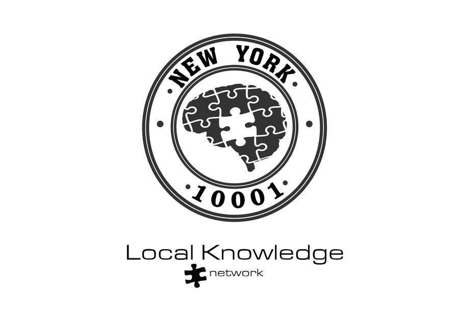 Конкурсная заявка №185 для Logo Design for Local Knowledge Network