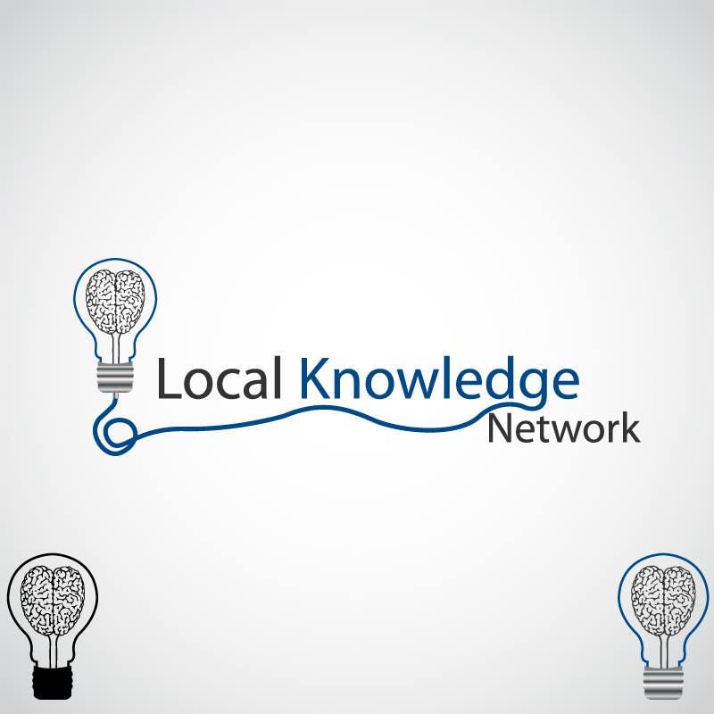 Конкурсная заявка №125 для Logo Design for Local Knowledge Network