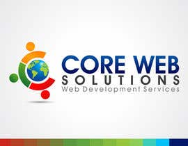 #181 for Logo Design for Core Web Solutions by ulogo