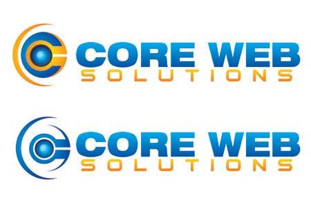 Kilpailutyö #162 kilpailussa Logo Design for Core Web Solutions