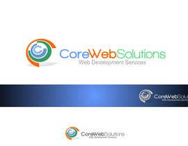 #248 para Logo Design for Core Web Solutions por dimitarstoykov