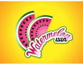nº 40 pour Logo design for Juice Bar - Watermelon Van par carlosramos