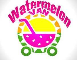 nº 56 pour Logo design for Juice Bar - Watermelon Van par pcorpuz