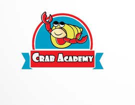 #36 for New Crab Academy Logo for Hermit Crabs by CJSzabo