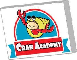 #37 for New Crab Academy Logo for Hermit Crabs by CJSzabo