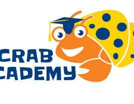 #26 for New Crab Academy Logo for Hermit Crabs by tjayart