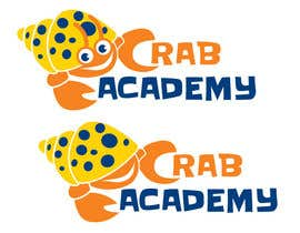 #31 for New Crab Academy Logo for Hermit Crabs by tjayart