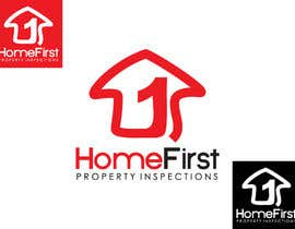 #55 untuk Logo Design for Home First Property Inspections oleh winarto2012