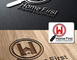 #49 untuk Logo Design for Home First Property Inspections oleh ipanfreelance