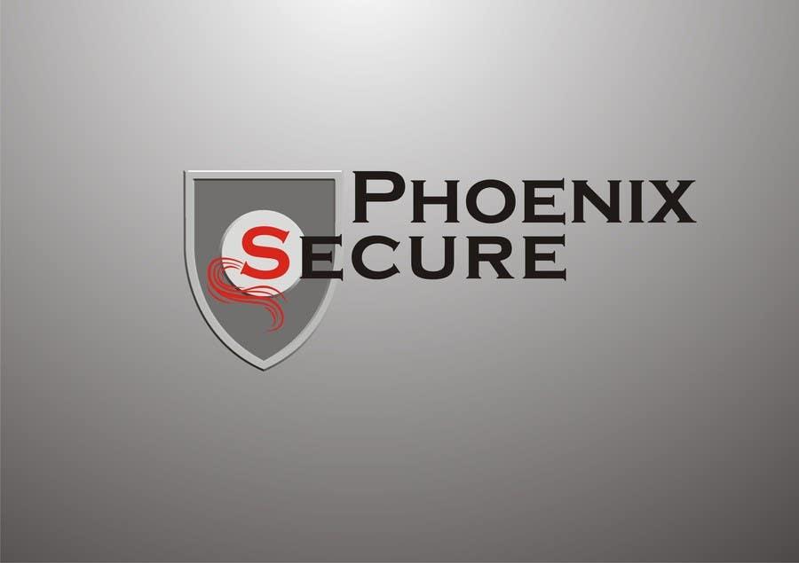 Proposition n°                                        24                                      du concours                                         Design a Logo for Phoenix Secure