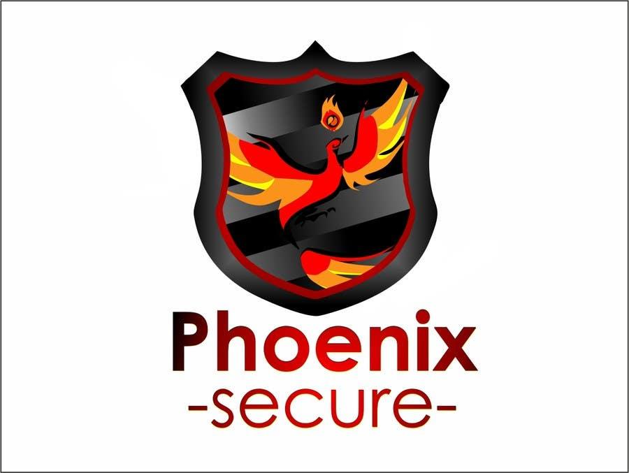 Proposition n°                                        33                                      du concours                                         Design a Logo for Phoenix Secure