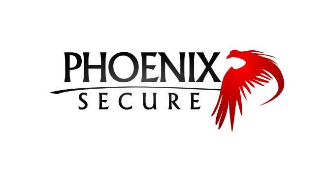 Proposition n°                                        16                                      du concours                                         Design a Logo for Phoenix Secure