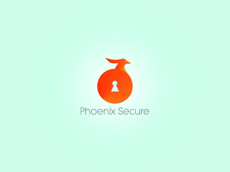 Proposition n°                                        4                                      du concours                                         Design a Logo for Phoenix Secure