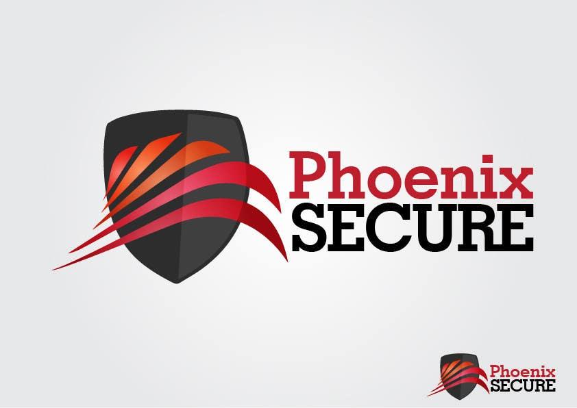 Proposition n°                                        41                                      du concours                                         Design a Logo for Phoenix Secure
