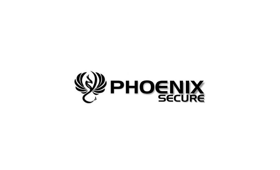 Proposition n°                                        13                                      du concours                                         Design a Logo for Phoenix Secure
