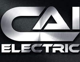 #137 para Disegnare un Logo for Cai Electric Srl - Distributor of components for industrial automation por Arakarenina