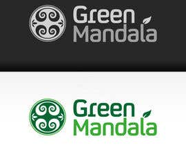 nº 108 pour Logo Design for Green Mandala par solidussnake