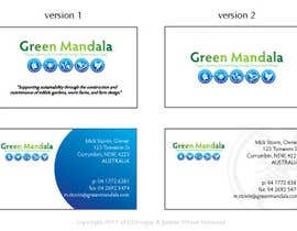 #216 for Logo Design for Green Mandala af justwoomass