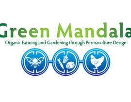 #142 for Logo Design for Green Mandala af justwoomass