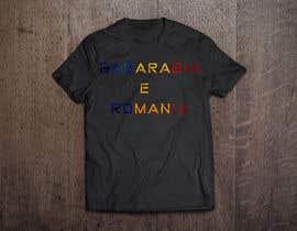 #37 pentru Design a Logo for t-shirt clothing company de către tolomeiucarles