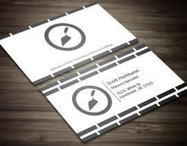 #14 for Masonry contractor Business Card and logo by BikashBapon