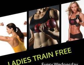 #8 para Design a Flyer for Ultrafit ladies train for free por alisha1983