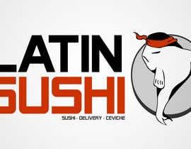 #63 para Diseñar un logotipo Local de Sushi de efecamargo