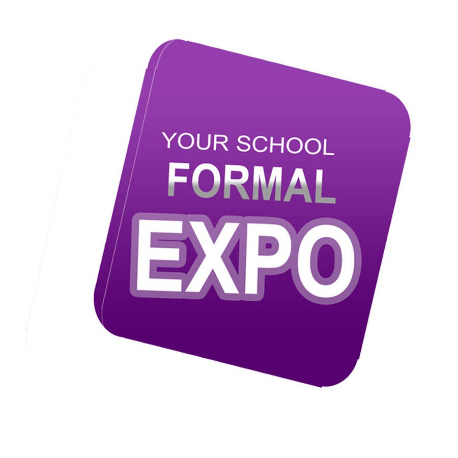 Proposition n°                                        107                                      du concours                                         Logo Design for Your School Formal Expo
