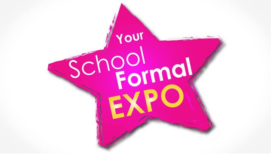 Penyertaan Peraduan #                                        95                                      untuk                                         Logo Design for Your School Formal Expo