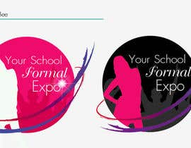 nº 27 pour Logo Design for Your School Formal Expo par lazybeebee