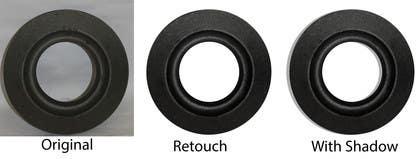 Image of                             Product image Retouching and Edi...