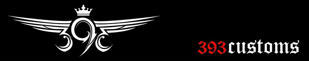 Kilpailutyö #123 kilpailussa Logo Design for 393 CUSTOMS