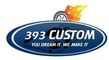 Kilpailutyö #180 kilpailussa Logo Design for 393 CUSTOMS