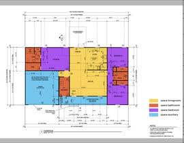 gaur1973 tarafından Turn new home construction drawings into a marketing sheet for a home plan için no 25