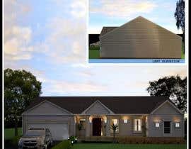 divyapentapalli tarafından Turn new home construction drawings into a marketing sheet for a home plan için no 28