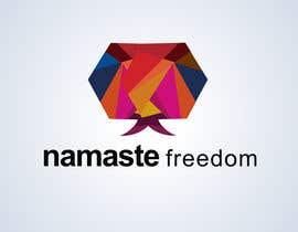 #739 untuk Design a Logo for Namaste Freedom oleh Johudd