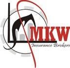 Participación Nro. 203 de concurso de Graphic Design para Logo Design for MKW Insurance Brokers  (replacing www.wiblininsurancebrokers.com.au)