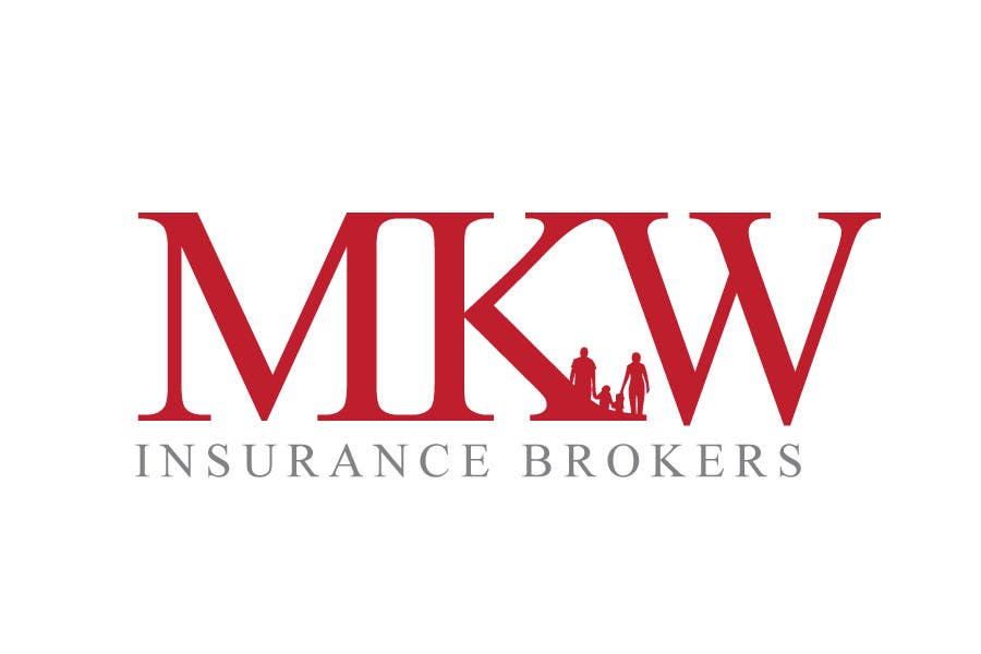Participación en el concurso Nro.379 para Logo Design for MKW Insurance Brokers  (replacing www.wiblininsurancebrokers.com.au)