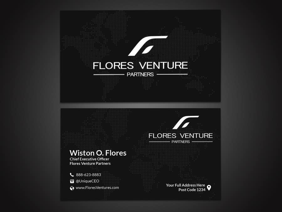 Entry 85 by papri802030 for elegant professional ceo business card elegant professional ceo business card colourmoves