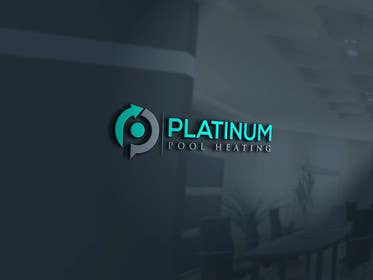 #32 for Logo for Platinum Pool Heating by DesignDevil007