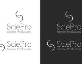 #14 pentru Logo Design for SciePro - science productions de către animeab