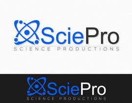 #99 para Logo Design for SciePro - science productions por niwrek