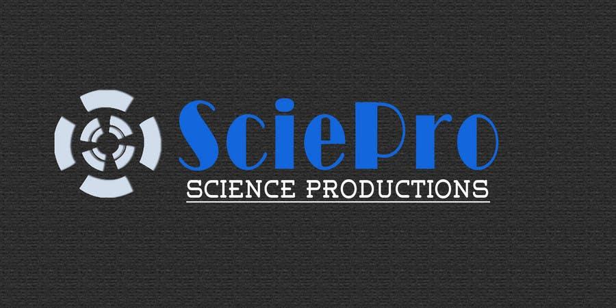 Конкурсная заявка №56 для Logo Design for SciePro - science productions