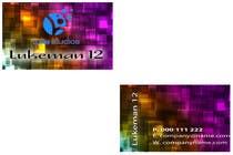 Graphic Design Inscrição do Concurso Nº11 para Business Card Design for Luke's Studio