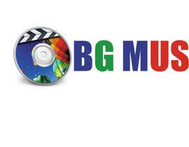 #19 cho Design a Logo for BG Music bởi aruntirunelveli