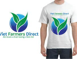 nº 215 pour Logo Design for Viet Farmers Direct par cikqis88