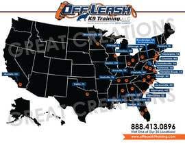 #4 para Design a Map Of Dog Training Locations por GreatCreations