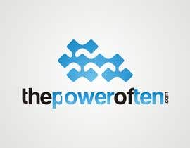#325 untuk Logo Design for The Power of Ten oleh astica