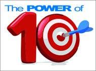 Graphic Design Konkurrenceindlæg #355 for Logo Design for The Power of Ten